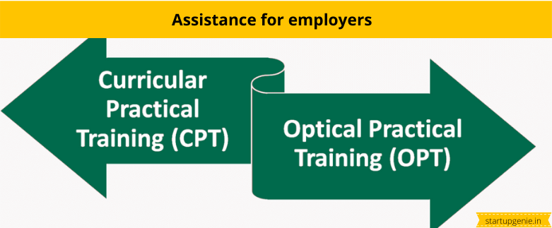 Assistance for employers